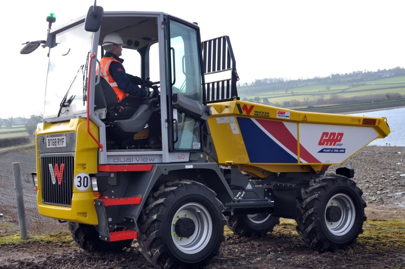 GAP Group Invests £3m in Dual View Dumpers