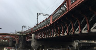 Glasgow Central's Clyde Bridge in Line for £13m Refurbishment