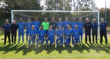 Covers Horsham Sponsors Broadbridge Heath FC