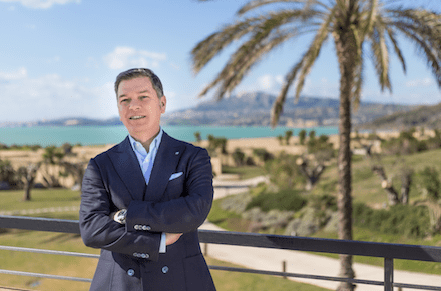 Giacomo Battafarano is the New General Manager of Verdura Resort