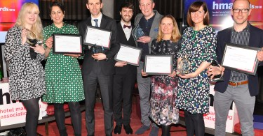 Hotel Marketing Association Awards Shortlist Announced
