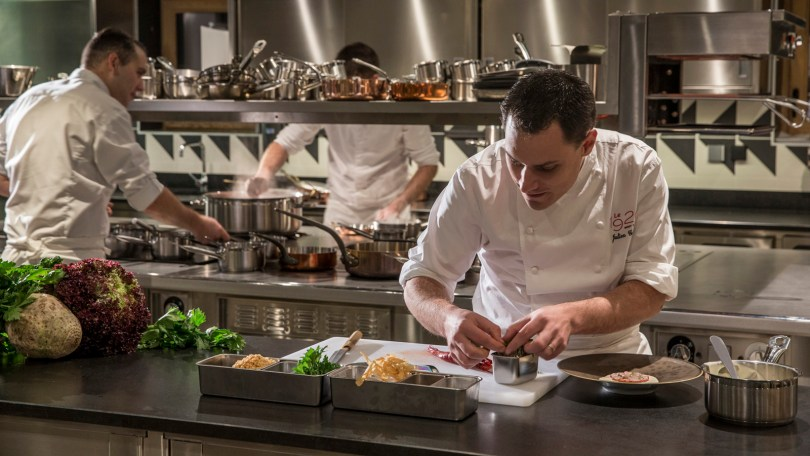 Four Seasons Surpasses Previous Record with 25 Michelin Stars at 17 Restaurants Worldwide