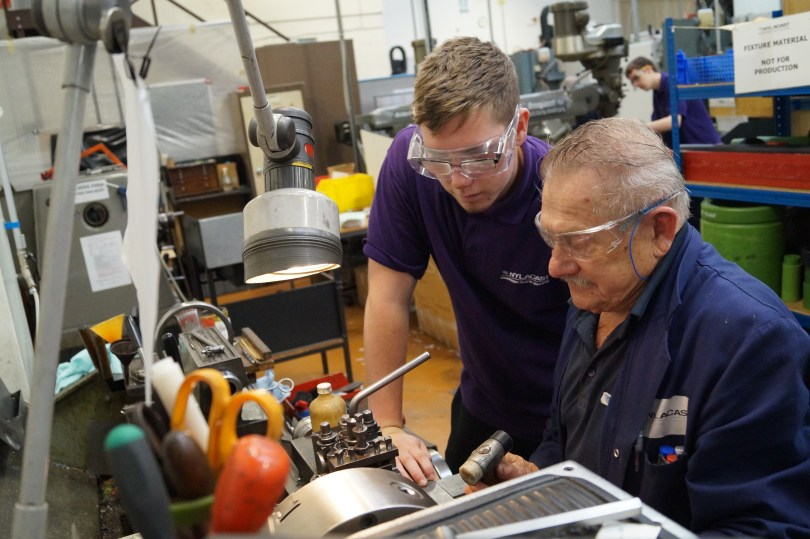 National Apprenticeship Week Sees Firms Still Slow to Train Next Generation