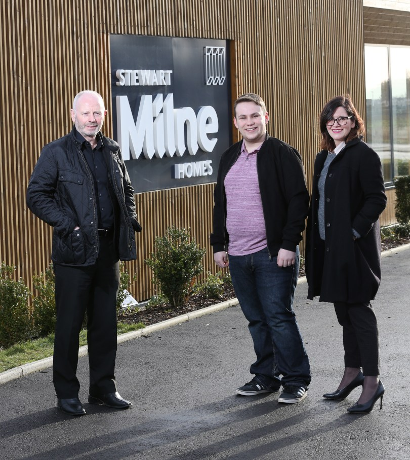 RGU Student Gets Access to Opportunity Thanks to Stewart Milne Group