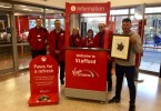 Virgin Trains Pays Tribute to Jake the Trainspotting Dog