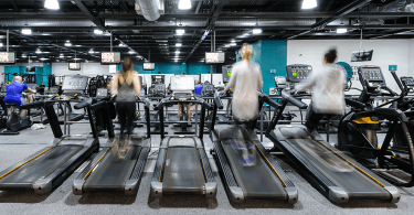 Getting ahead in the fitness industry race