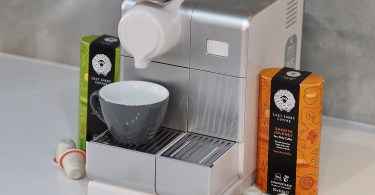 Lost Sheep Coffee Launches Nespresso Capsule Made From Wood