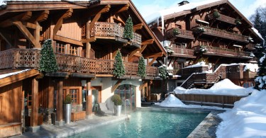 Four Seasons to Introduce Luxury Experience in the French Alps with Les Chalets du Mont d'Arbois, Megève, A Four Seasons Hote