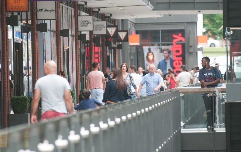 New Signings and a UK First Add to London Designer Outlet's Broad Appeal