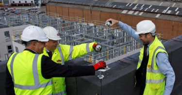 Milestone Reached at New City Centre Development in Norwich