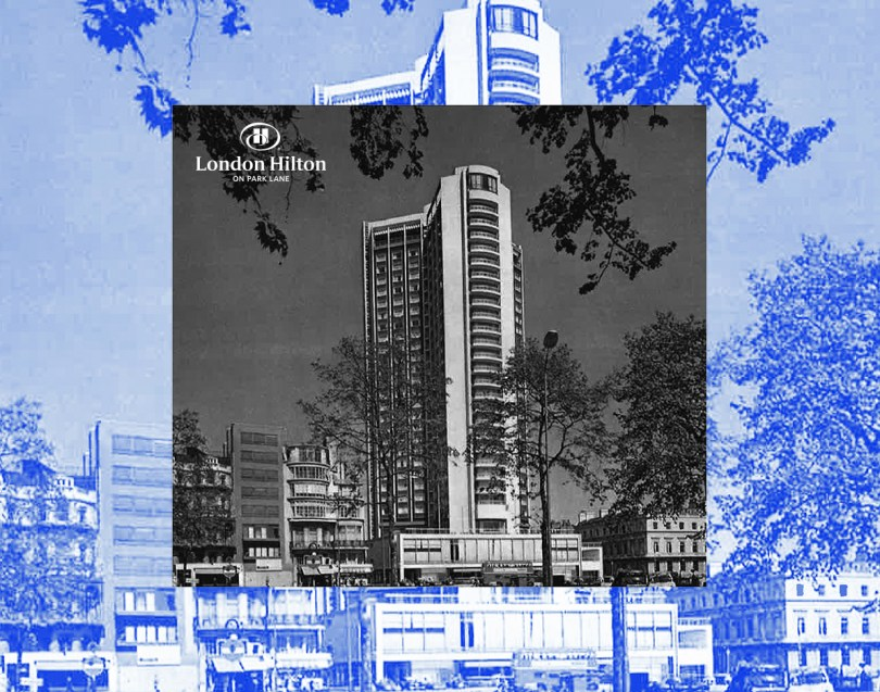 100 Years of Hilton Exhibition Opens at the London Hilton on Park Lane