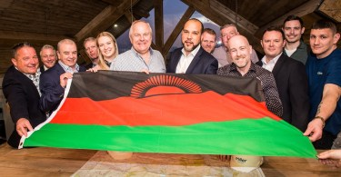 Travis Perkins Lends Miller Homes and Habitat for Humanity a Helping Hand in Malawi