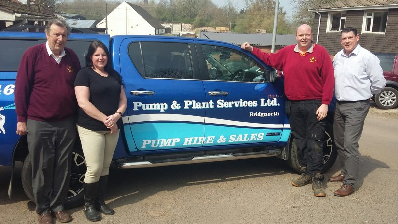 New distribution partnership with Atlas Copco allows Pump & Plant Services Ltd to provide a comprehensive dewatering pump capability