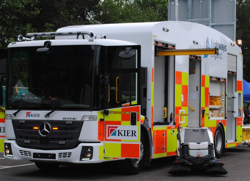 Innovative Incident Response Vehicle Geared up to Reduce Traffic Delays