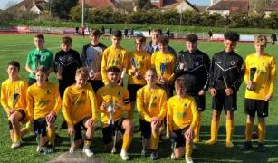 Covers Renews Sponsorship of Horsham FC Youth Team