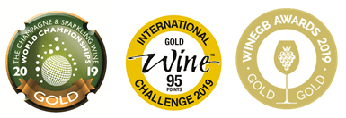 Three Wins for Three Wines: Digby Fine English Pick up Three Gold Medals