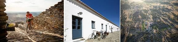 Pedalling Through Portugal