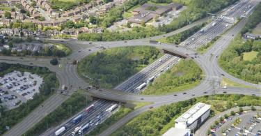 Huge Stride Forward in Upgrade of M6 Junction