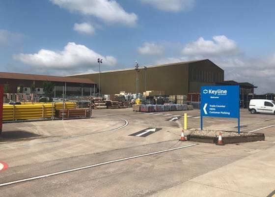 Keyline Relocates from Warrington to Widnes