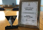 Dudley's Aluminium Win Overall Partner Award at Willmott Dixon Wales Supply Chain Awards