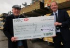 Covers donates more than £100,000 over five years to local hospices