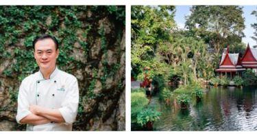International health resort, Chiva-Som, appoints new Executive Chef, Sinchai Srivipa