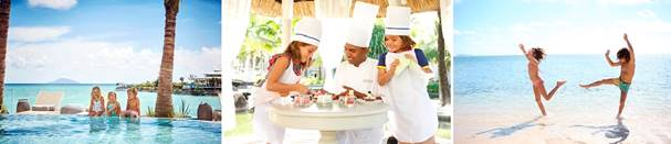 LUX* Resorts & Hotels launch tailored family adventures in the Maldives and Mauritius