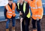 ENGIE Celebrates Hamilton Road Project with Groundbreaking Ceremony