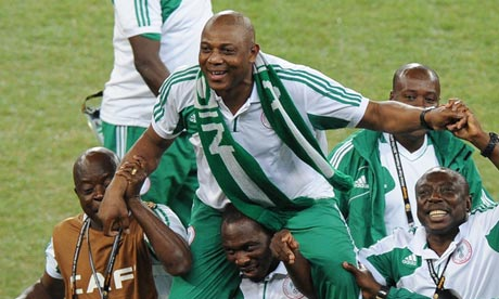 The Many Times Stephen Keshi Inspired Us