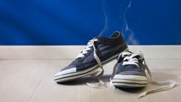 No More Smelly Shoes: Tips