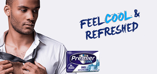 Feel Cool & Refreshed