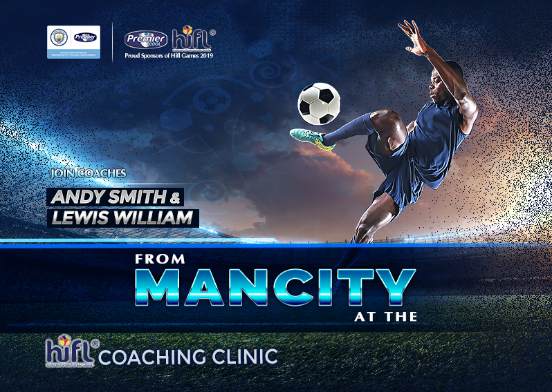 Premier Cool and Manchester City partner HiFL to Coach the Coaches
