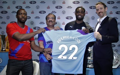 Man City stays Premier Cool with renewed Nigerian deal