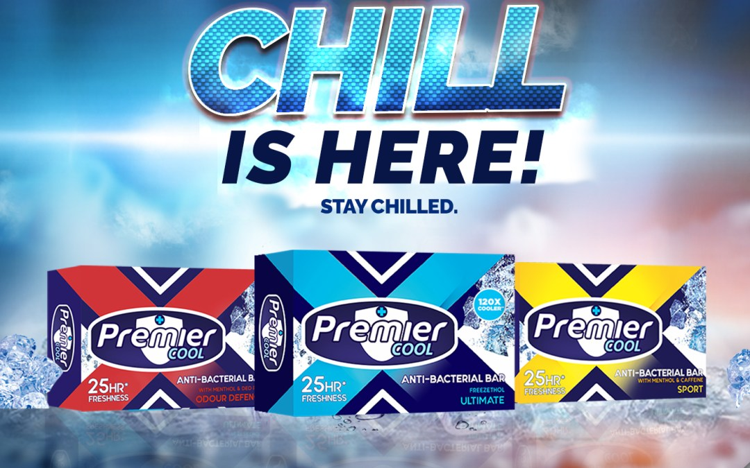 The New Premier Cool Soap