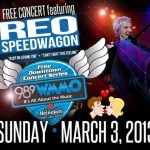 REO Speedwagon at Downtown Orlando Concert Series