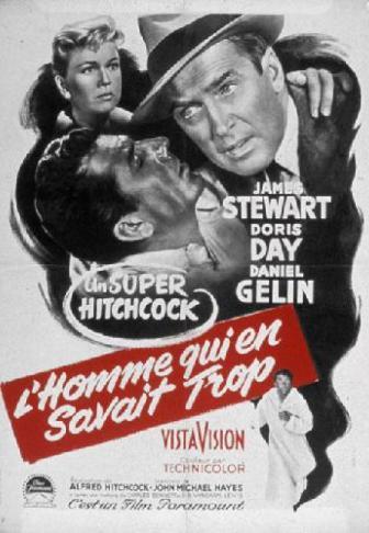 L'homme Qui En Savait Trop Streaming : l'homme, savait, streaming, L'homme, Savait, (1956),, Alfred, Hitchcock, Premiere.fr, News,, Sortie,, Critique,, Bande-annonce,, VOST,, Streaming, Légal