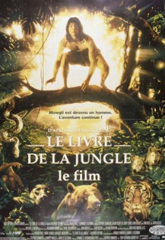 Le Livre De La Jungle Streaming 1994 : livre, jungle, streaming, Livre, Jungle, (1994),, Stephen, Sommers, Premiere.fr, News,, Sortie,, Critique,, Bande-annonce,, VOST,, Streaming, Légal