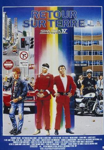 Star Trek 4 : Retour Sur Terre : retour, terre, Retour, Terre, (1987),, Leonard, Nimoy, Premiere.fr, News,, Sortie,, Critique,, Bande-annonce,, VOST,, Streaming, Légal