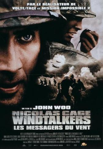 Windtalkers, Les Messagers Du Vent : windtalkers,, messagers, Windtalkers,, Messagers, (2002),, Premiere.fr, News,, Sortie,, Critique,, Bande-annonce,, VOST,, Streaming, Légal