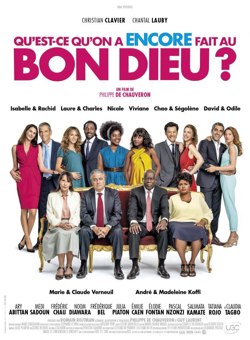 Qu Est Ce Qu On A Encore Fait Au Bon Dieu Streaming Gratuit : encore, streaming, gratuit, Qu'est-ce, Qu'on, Encore, STREAMING