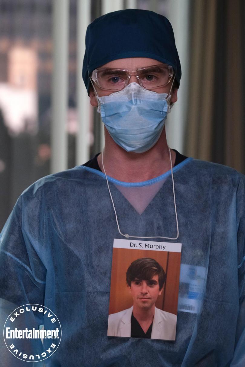 Good Doctor Saison 3 Streaming : doctor, saison, streaming, Premier, Aperçu, Shaun, COVID-19, Saison, Doctor, Premiere.fr