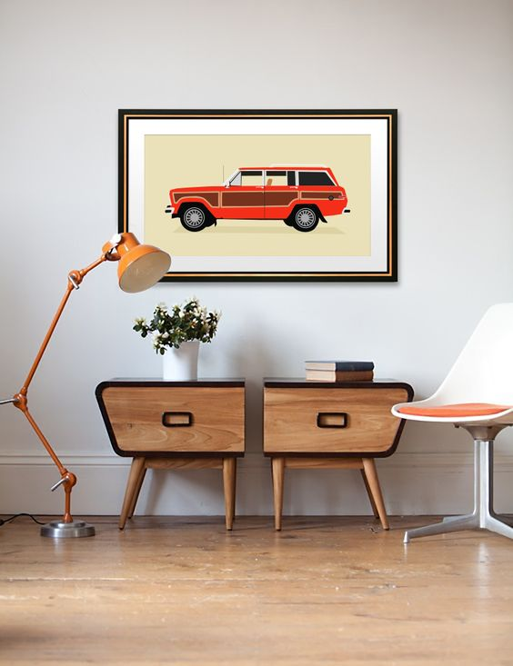 Red Edition, Jeep Grand Wagoneer, Spring 2020. Premiere Base