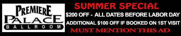 Summer Special Rates