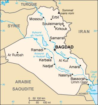 Iraq_carte