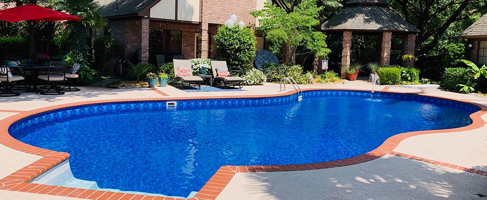 Jameson Pool Liner, Swimming Pool Liners, Liner Patterns, Pool Liners