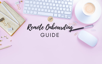 Remote On-boarding Guide for The First 90 Days