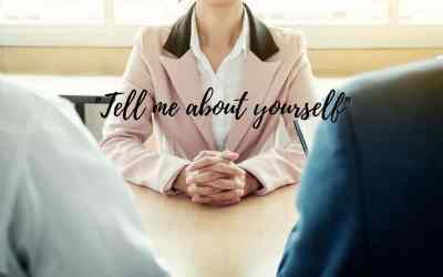 """How to Set the Stage for a Successful Introduction by Answering """"Tell me about yourself"""""""