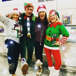 Cork Airport Elves