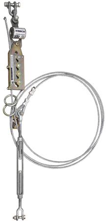 DBI Sala Sayfline™ Cable Horizontal Lifeline System