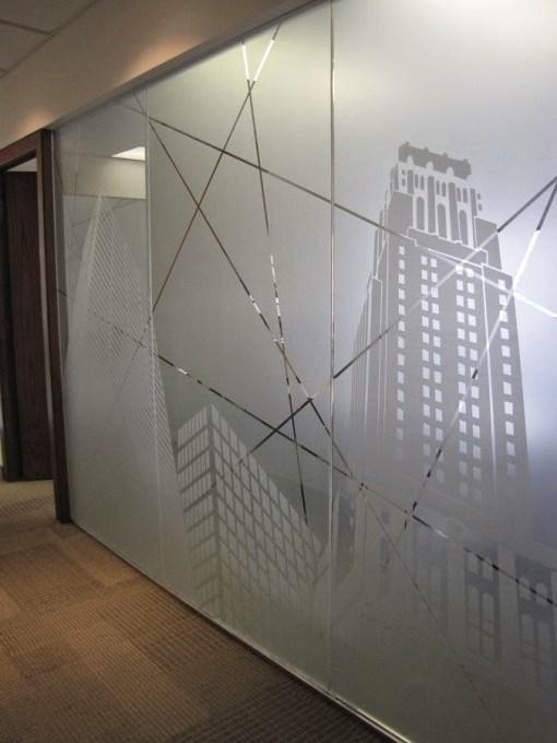 Premeir Film Distribution - Forsted Glass